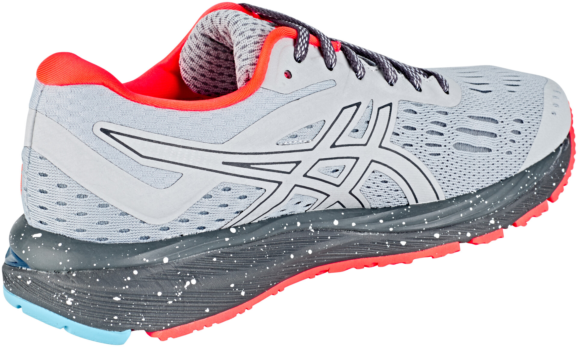 asics Gel-Cumulus 20 LE Shoes Women mid grey/dark grey at Bikester.co.uk